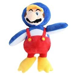 Pehmolelu Super Mario Penguin