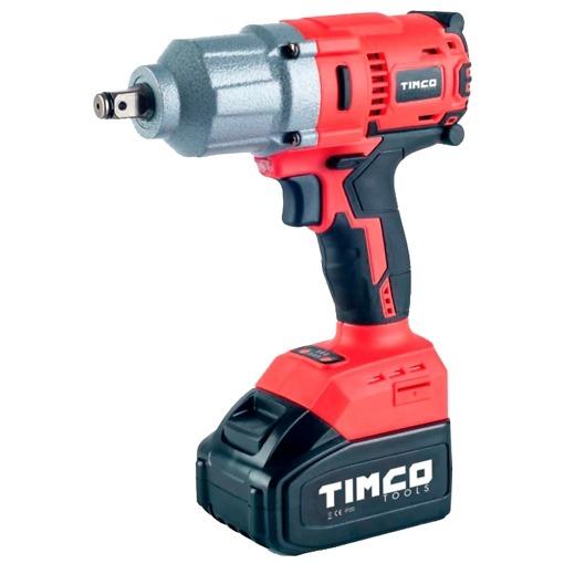 Akkumutterinväännin 500Nm / 20V Timco