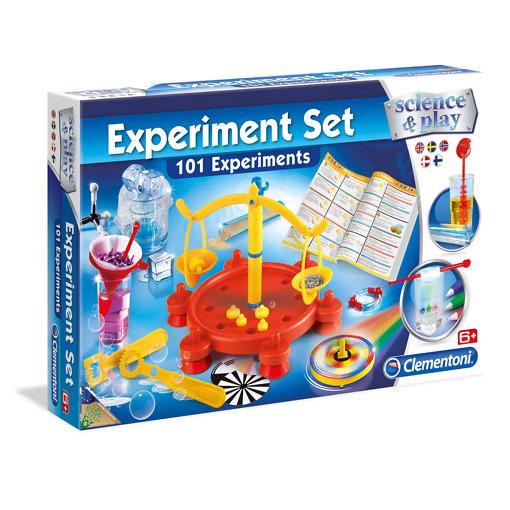 Experiment tutkimussetti Clementoni