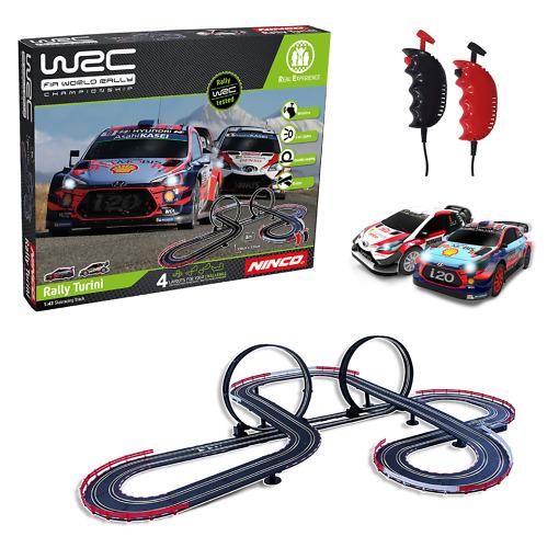 WRC RALLY TURINI 8 M