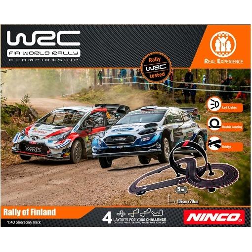 Autorata WRC Rally Of Finland