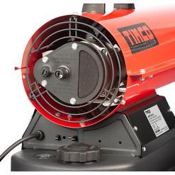 Hallilämmitin 10 kW Timco
