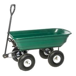 Vedettävä puutarhakärry 200 kg Tarmo