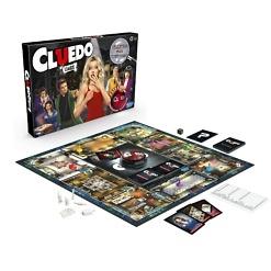 Lautapeli Clue Cluedo Liars Edition peli
