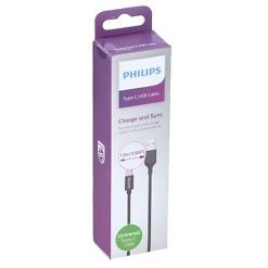 USB-C kaapeli 1.2 m Philips