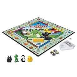 Monopoly Junior lautapeli Hasbro Gaming