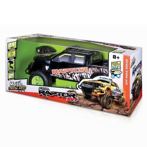 Radio-ohjattava auto 71 cm Maisto Tech Ford F-150 Raptor