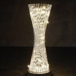 Koristevalaisin Lieriö 60 LED 60 cm Finnlumor
