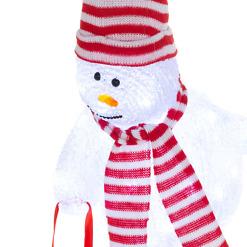 Lumiukko akryylivalaisin