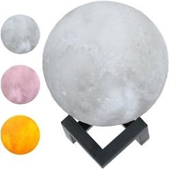 Koristevalaisin Kuu 15 cm Grundig