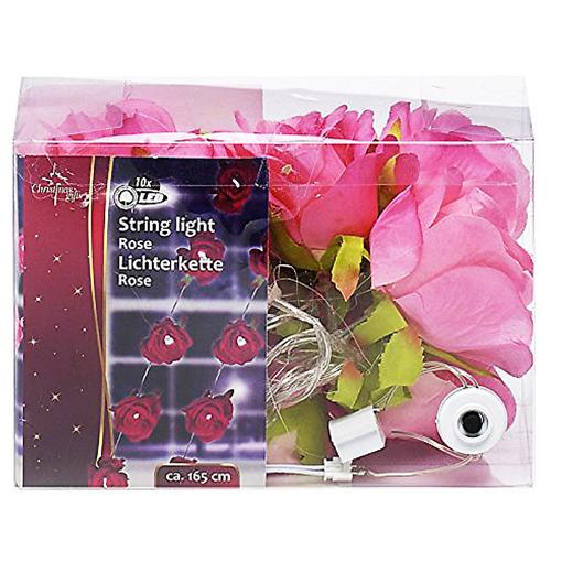 LED-valosarja Ruusu
